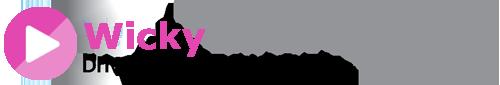 logo-wicky-entertainment-paars-bruiloft